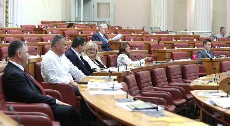 SABOR: Raspravom o Mostovom zakonskom prijedlogu završeno ovotjedno zasjedanje