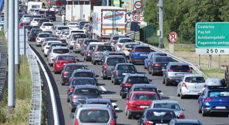 HAK objavio prometnu prognozu za vikend