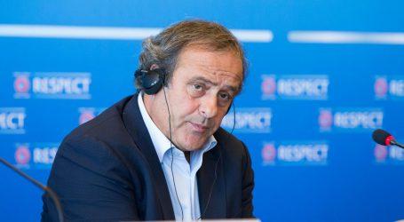 SPORNO DOMAĆINSTVO KATARA: Uhićen Michel Platini!