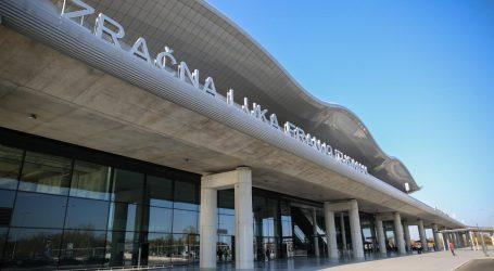 U zračnim lukama u travnju 756 tisuća putnika
