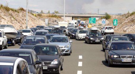 Stotine kamera mjerit će brzinu na ključnim mjestima autocesta