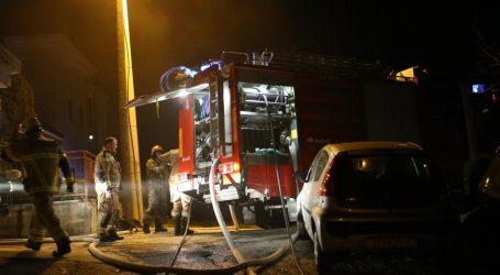 Brzom reakcijom vatrogasaca ugašen požar u Splitu