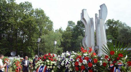 Svečano obilježavanje Dana antifašističke borbe u šumi Brezovici