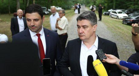 "Milanovića pitali koga smatra najvećom konkurencijom: ""Sebe!"""