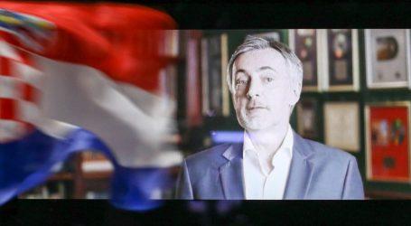 Škoro u najavi kandidature 'bocnuo' predsjednicu i Milanovića