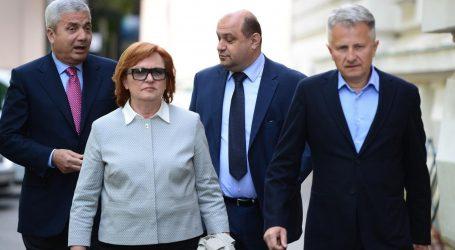Ponovljeno suđenje za Fimi mediju opet odgođeno zbog bolesti Nevenke Jurak