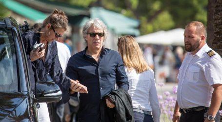 Slavni pjevač Jon Bon Jovi stigao na ljetovanje u Hrvatsku