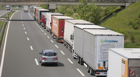Hrvatsko-slovenski kamionski rat: Za vikend novi kaos na granici?