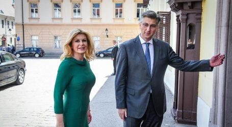BELGIJSKI LIST: Plenković i Grabar Kitarović potencijalni kandidati za mjesto šefa EU komisije