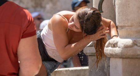 U Dubrovniku i Zadru izmjerene najviše temperature u zadnjih 58 godina