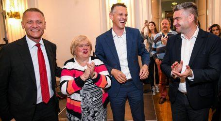 Amsterdamska koalicija zadovoljna rezultatima EU izbora