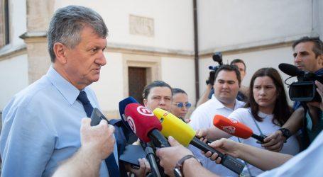 """KUJUNDŽIĆ: """"Na Rabu više nema rizika od eksplozije i požara"""""""