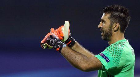 Nakon samo jedne sezone Buffon napušta PSG