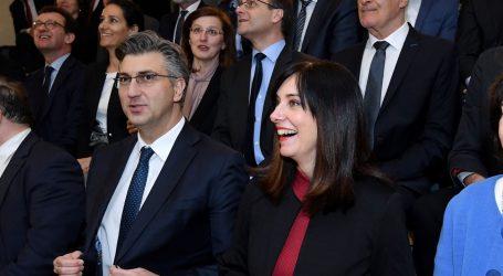 """Plenković o potpisima za smjenu Divjak: """"Vidjet ćemo sutra"""""""