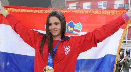 TAWKWONDO: Matea Jelić zlatna na Grand Prixu u Rimu