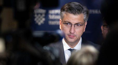 """PLENKOVIĆ: """"Podizanje kreditnog rejtinga potvrda dobrog reformskog smjera Hrvatske"""""""