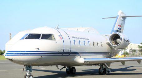 Vladinim zrakoplovom prevezeno srce za transplantaciju pacijentu u KB Dubrava