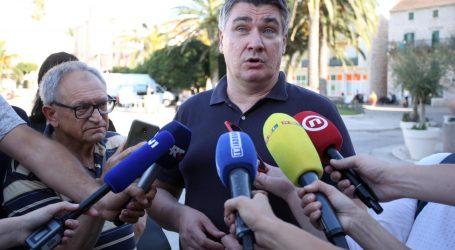 Milanović očekuje ulazak u drugi krug