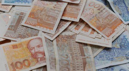 Krajem veljače dug opće države 287,7 milijardi kuna