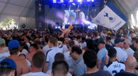 LIGA PRVAKA Tifosi Tottenhama i Liverpoola preplavili Madrid