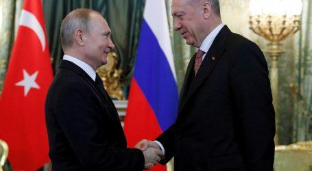 Erdogan očekuje pošiljke ruskog S-400 početkom srpnja