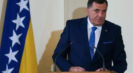 Amerika ustraje u sankcijama Dodiku