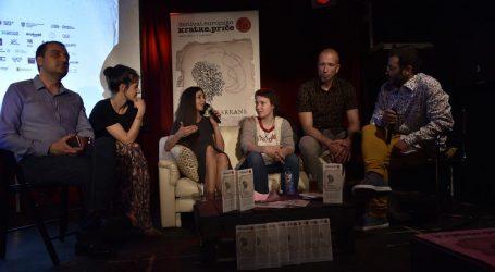 Festival europske kratke priče uključuje brojne razgovore s autorima