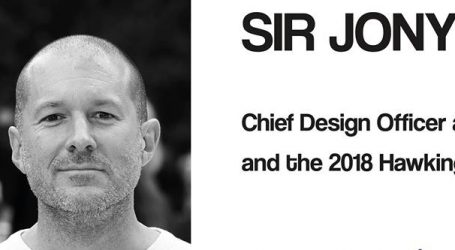 VIDEO: Sir Jony Ive napušta Apple