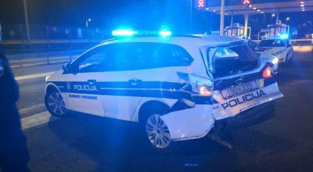 Krijumčar bježao policiji pa vozilom probio blokadu na Lučkom