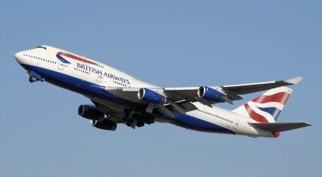 Boeing 787 British Airwaysa prisilno sletio u Istanbul