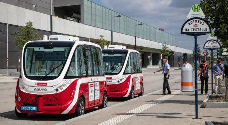 U Beču uveli u promet prve autonomne autobuse