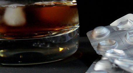 Miješanje alkohola i lijekova je opasno, a može biti i fatalno