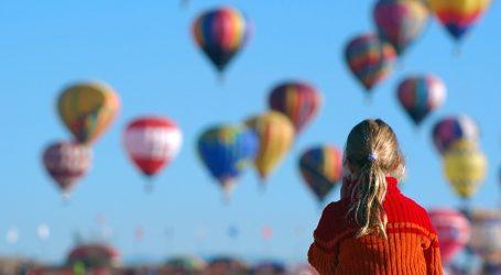 Ovog vikenda u Karlovcu Festival balona