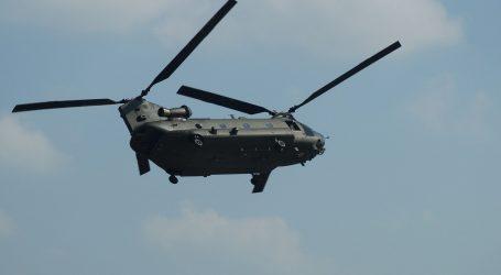Dva američka vojnika poginula u padu helikoptera u Afganistanu