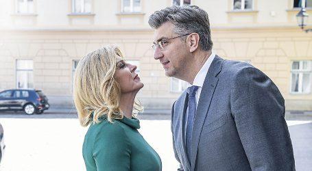 KAPULICU I KOVAČA na Pantovčaku vide kao vođe struja koje žele Plenkovića i HDZ okrenuti prema Škori