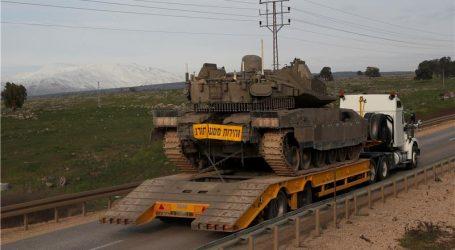 Izrael gađao Siriju nakon raketnog napada na Golan