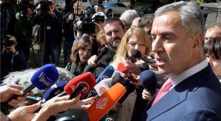 """ĐUKANOVIĆ U SPORU S SPC """"Crna Gora će braniti svoje interese"""""""