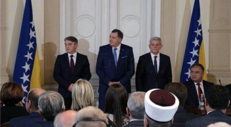 Predsjednistvo BiH opet o imovini u Hrvatskoj