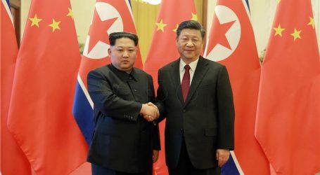 Sjevernokorejski i kineski vođa poručili kako je jačanje savezništva dobro za mir u regiji
