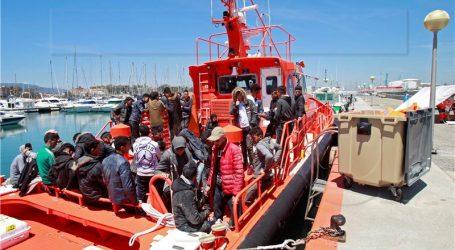 Grčka obalna straža i Frontex zaustavili 234 migranta u Egejskom moru