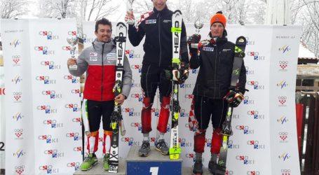 Skijaši Vidović i Kolega na dragovoljnom vojnom osposobljavanju