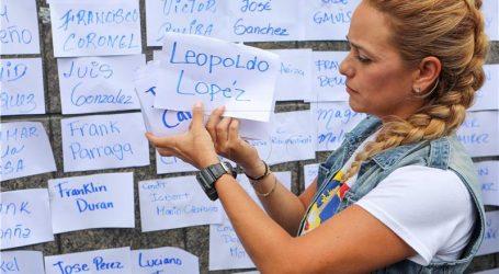 Aktivistica i supruga oporbenog lidera došla iz Venezuele u Španjolsku