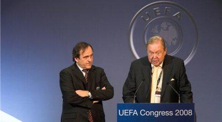 Preminuo nekadašnji predsjednik UEFA-e Lennart Johansson