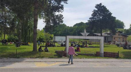 Sukobili se migranti u Velikoj Kladuši pa napali policajce