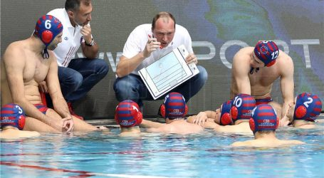 Vaterpolska LP – Jug CO poražen u četvrtfinalu