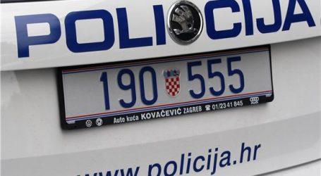 Pijani motociklist sletio s ceste na zagrebačkom Černomercu i teško se ozlijedio