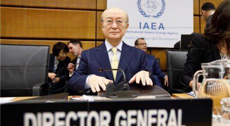 """Šef IAEA-e: """"Iran ubrzao obogaćivanje uranija"""""""