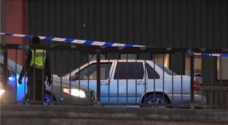 Napadač u Malmou prijetio bombom