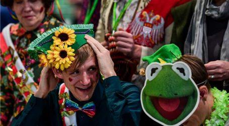 Zeleni po anketama najjača stranka u Njemačkoj