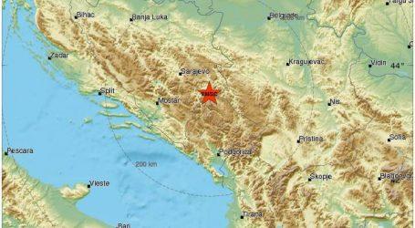 4,2 RICHTERA Potres kod Tuzle osjetio se i u Osijeku